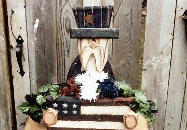 Uncle Sam Planter