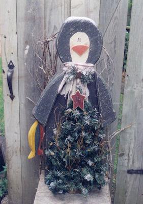 Cody the Winter Penguin