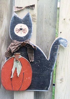 Craig the Halloween Cat